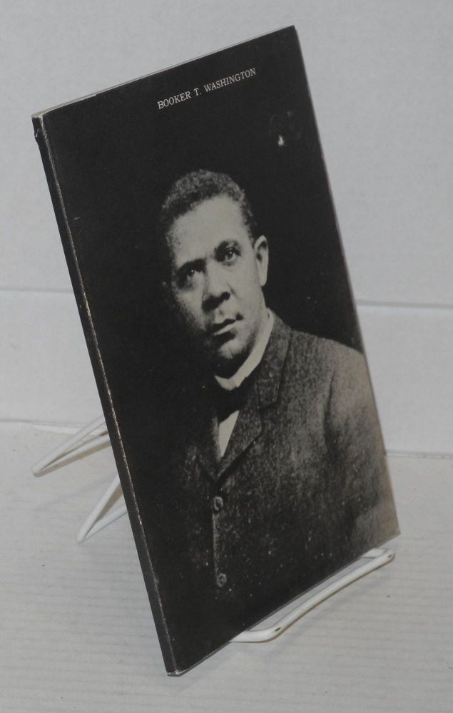Booker T. Washington; an appreciation of the man and his times. Barry Mackintosh.