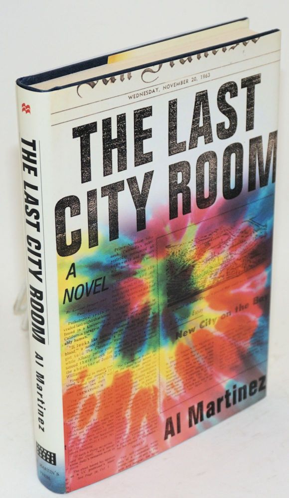 The last city room. Al Martinez.