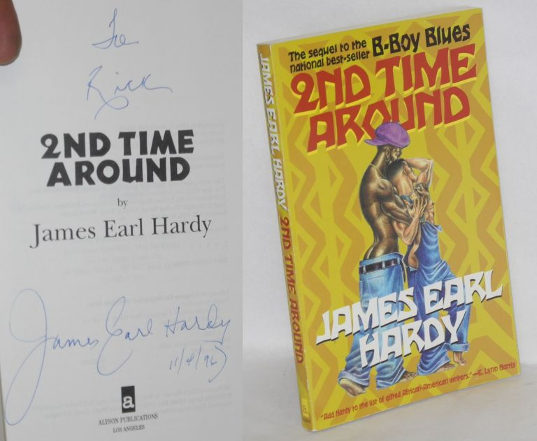 2nd time around. James Earl Hardy.