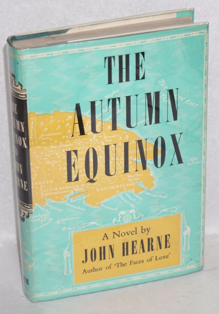 The autumn equinox. John Hearne.