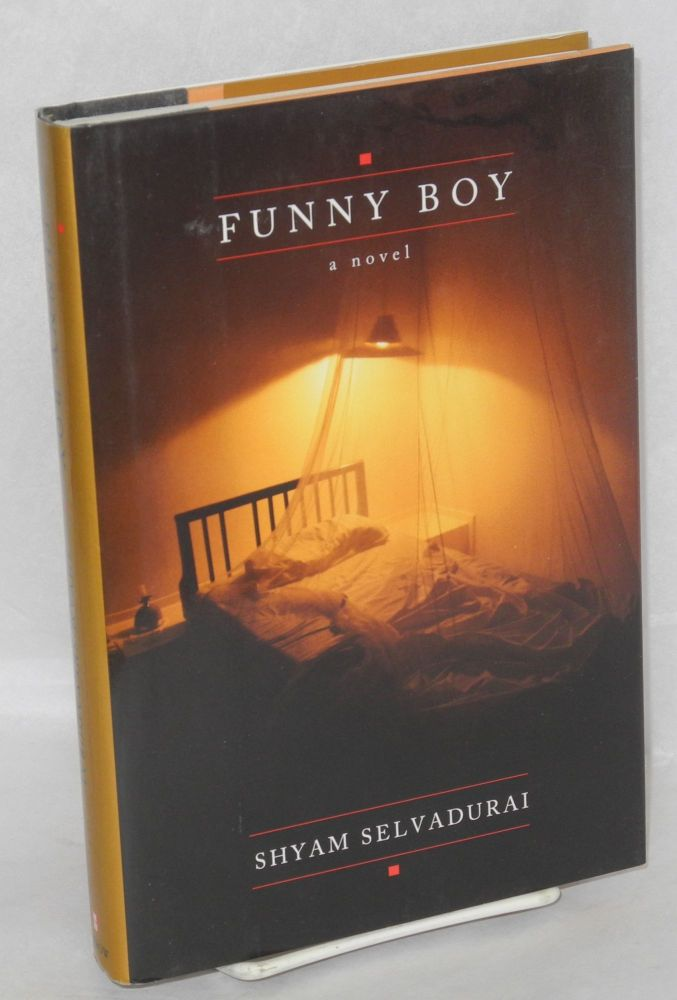 Funny boy; a novel. Shyam Selvadurai.
