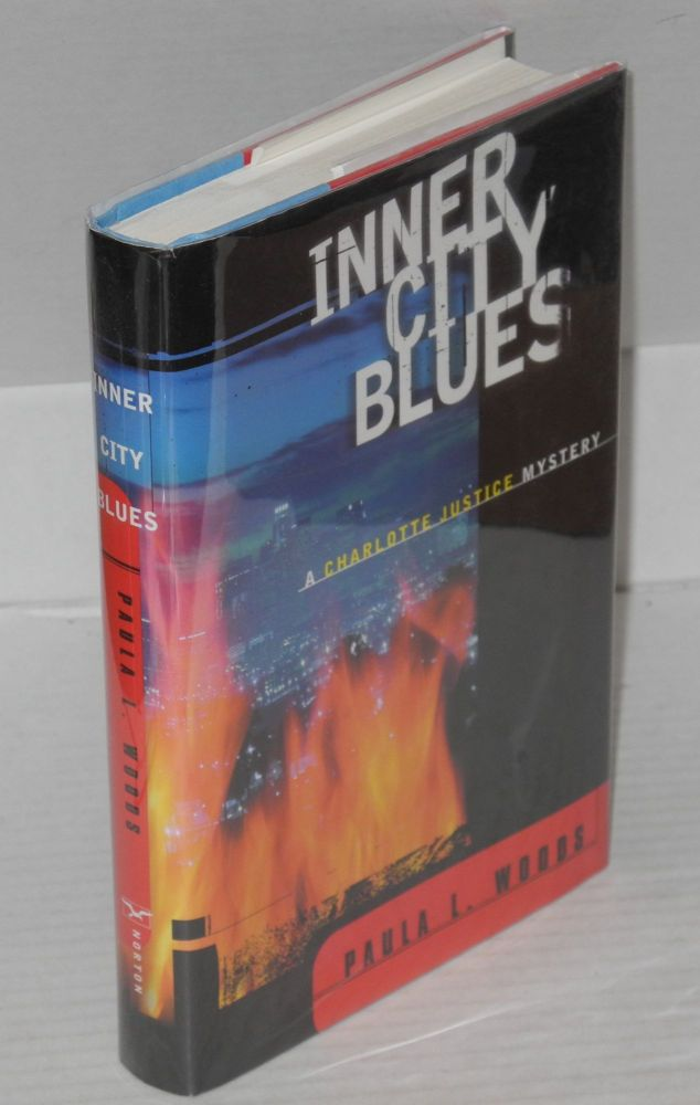 Inner city blues; a Charlotte Justice mystery. Paula L. Woods.