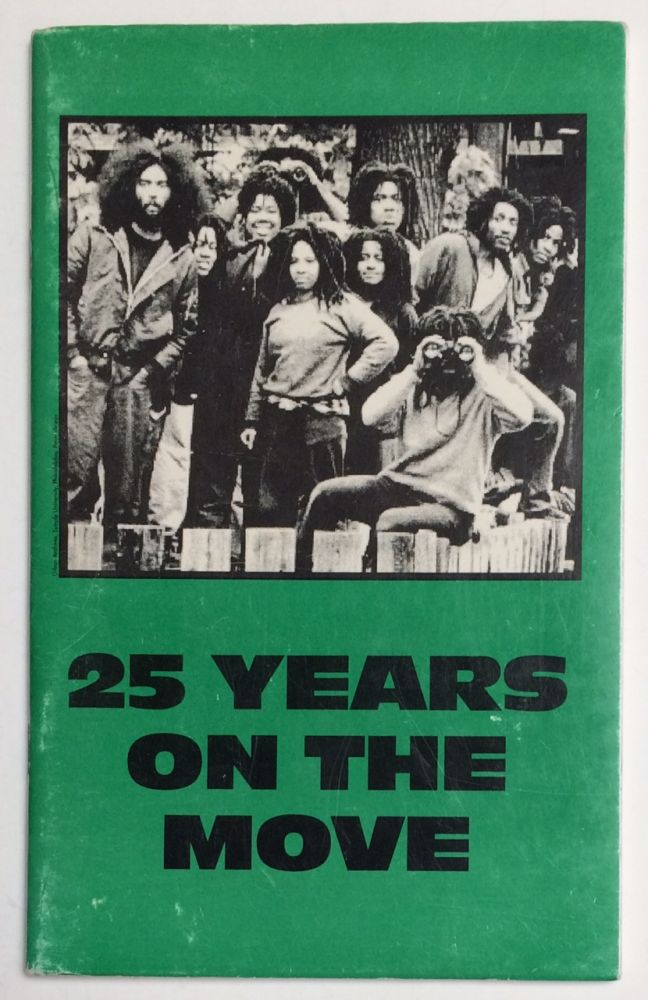 "25 years on the MOVE a revised, updated and expanded edition of the 1991 publication, ""20 years on the MOVE"""