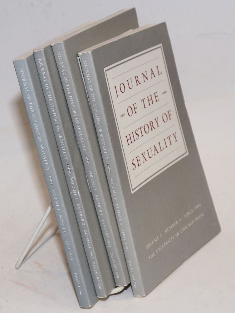 Journal history of sexuality