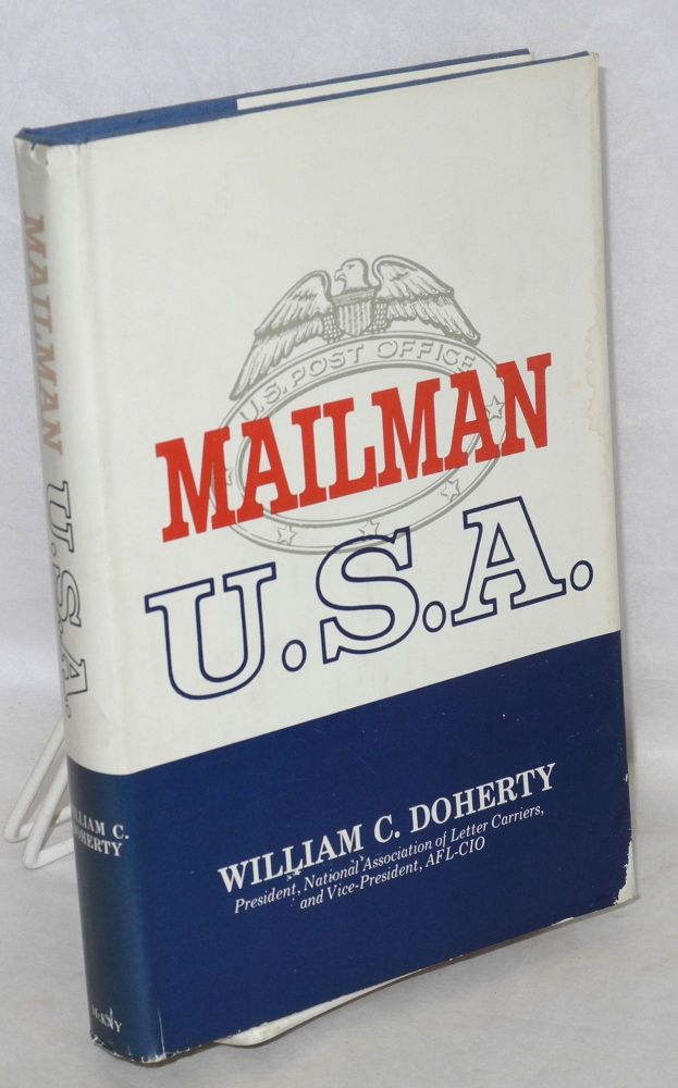 Mailman U.S.A. William C. Doherty.