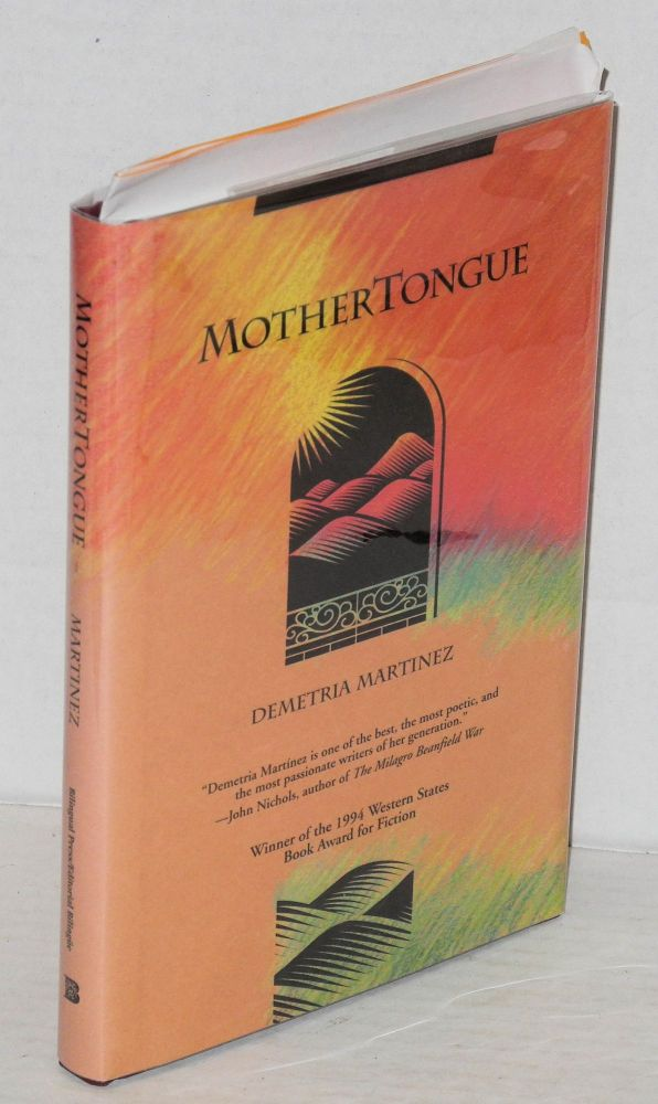 Mother tongue. Demetria Martinez.