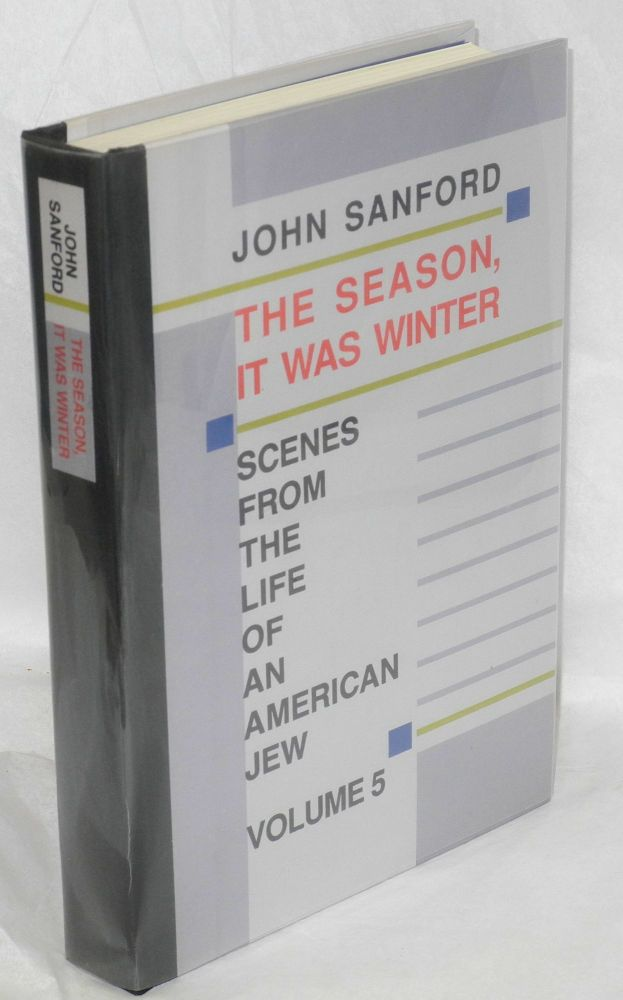The season, it was winter. John Sanford.