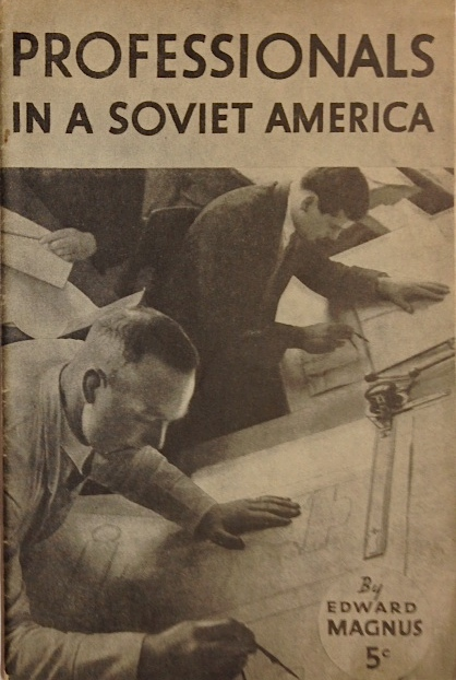 Professionals in a Soviet America. Edward Magnus.