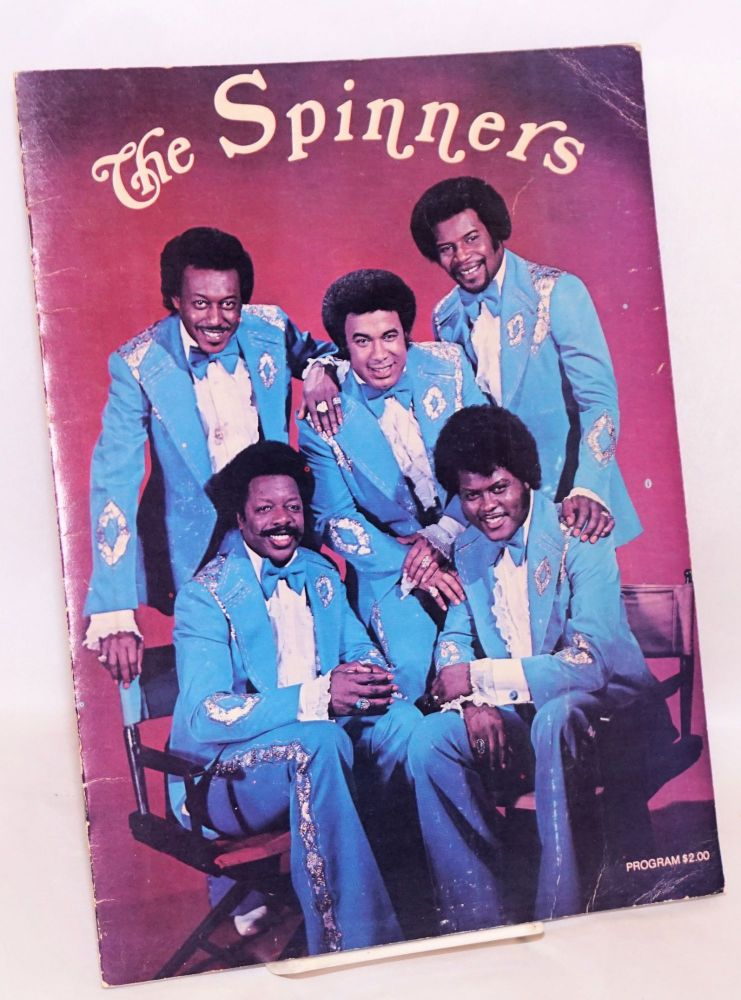 The Spinners; program