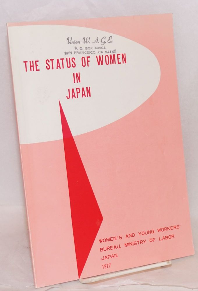 The status of women in Japan
