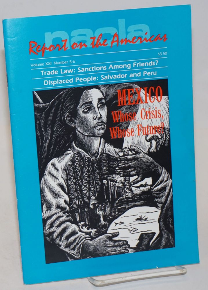 NACLA report on the Americas: formerly NACLA'S Latin America and empire report (originally NACLA newsletter)