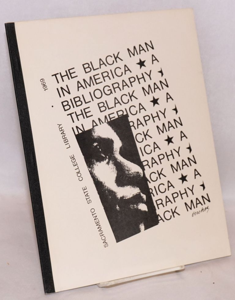 The black man in America; a bibliography. Leah Freeman, comp.