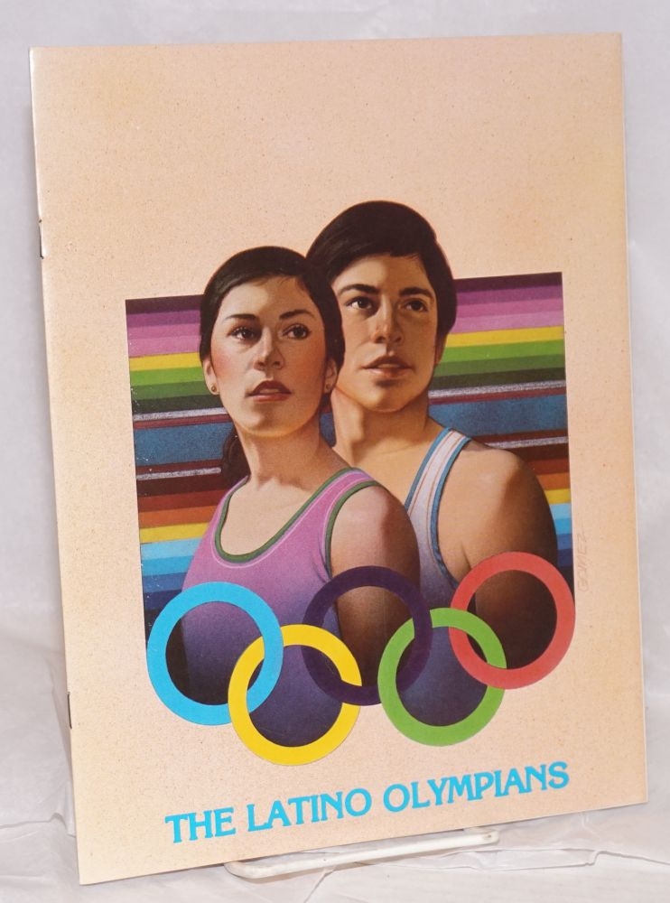 The Latino olympians: a history of Latin American participation in the olympic games, 1896-1984. Antonio Rios-Bustamante, , William D. Estrada.