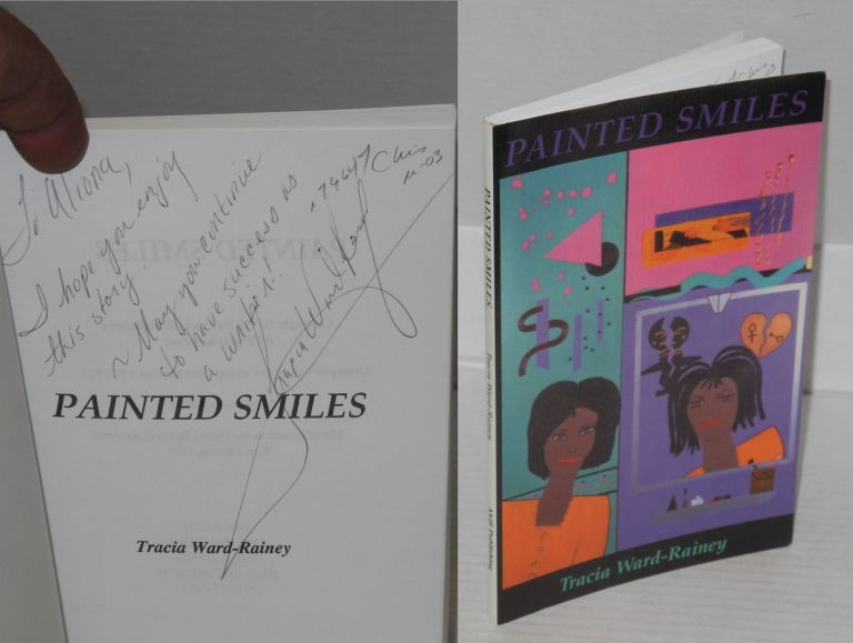 Painted smiles. Tracia Ward-Rainey.