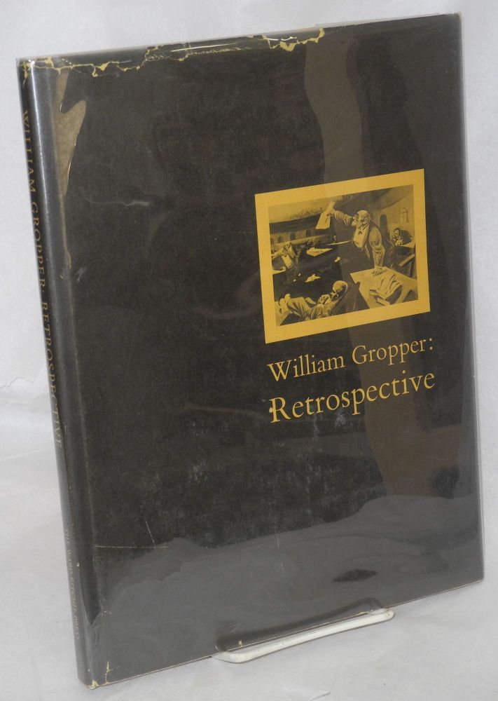 William Gropper: retrospective. August L. Freundlich.