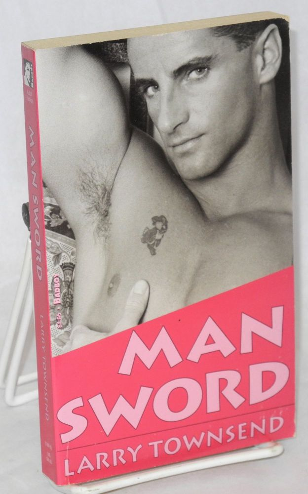 "Man sword [reprint of ""The Faeire King"" ]. Larry Townsend, Bud Bernhardt."