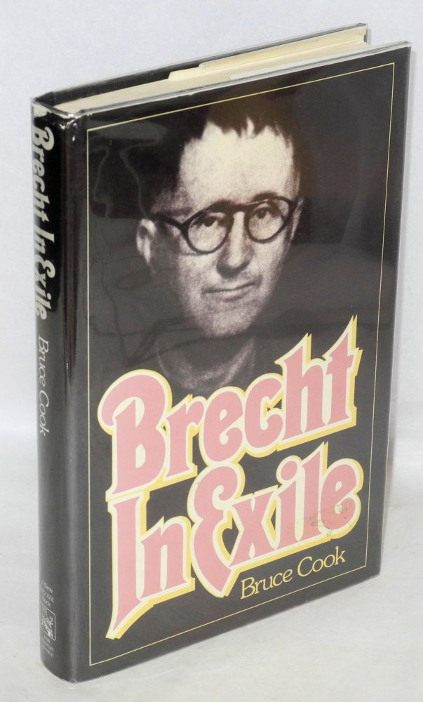 Brecht in exile. Bruce Cook.