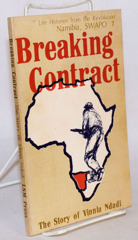 Breaking Contract: the story of Vinnia Ndadi. Dennis Mercer, recorded and.