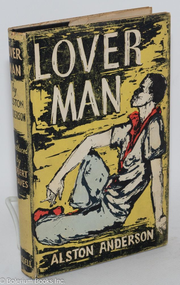 Lover man. Alston Anderson.