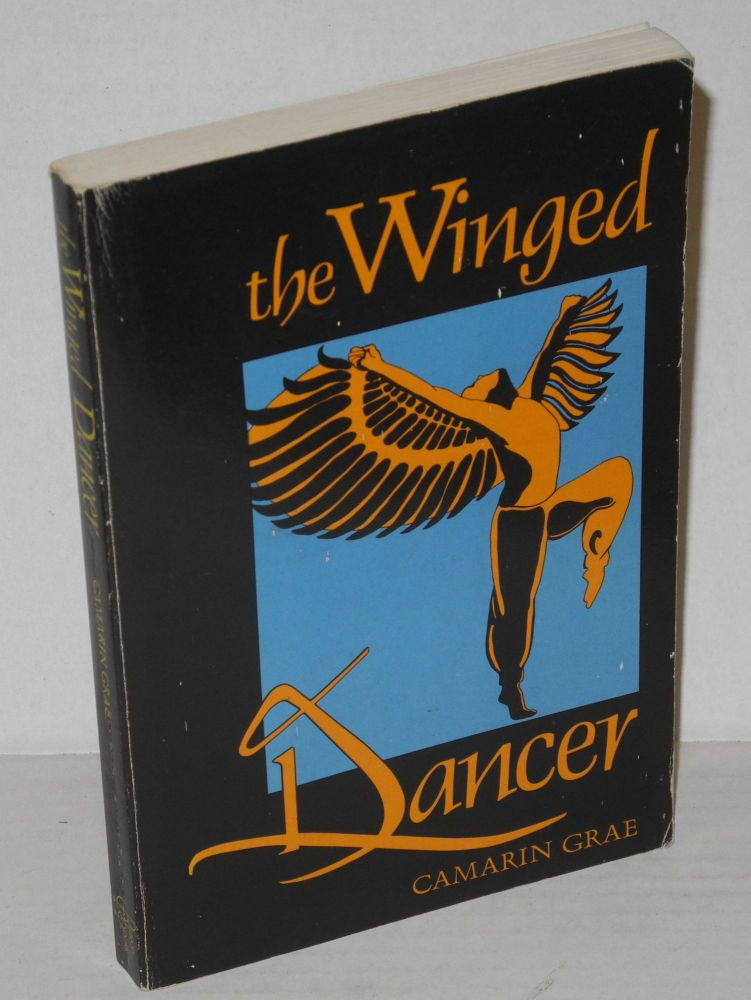 The winged dancer. Camarin Grae.