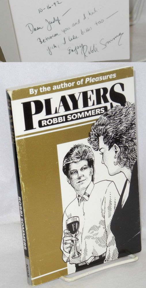 Players. Robbi Sommers.