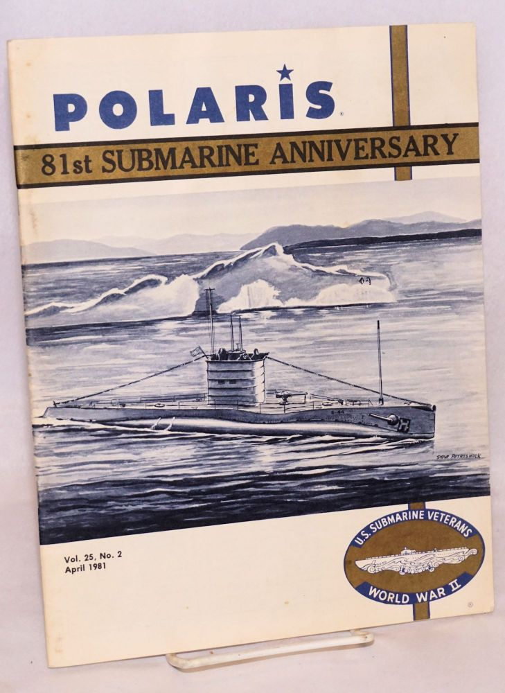 Polaris: 81st Submarine Anniversary issue