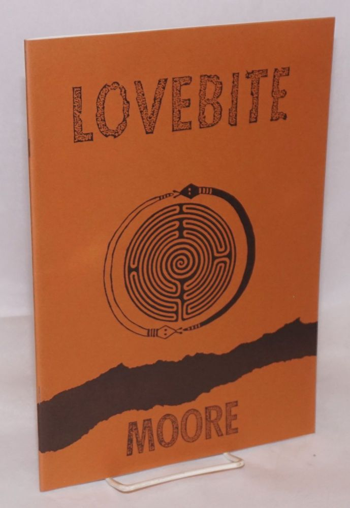 Lovebite: mythology and the semiotics of culture. John Moore.