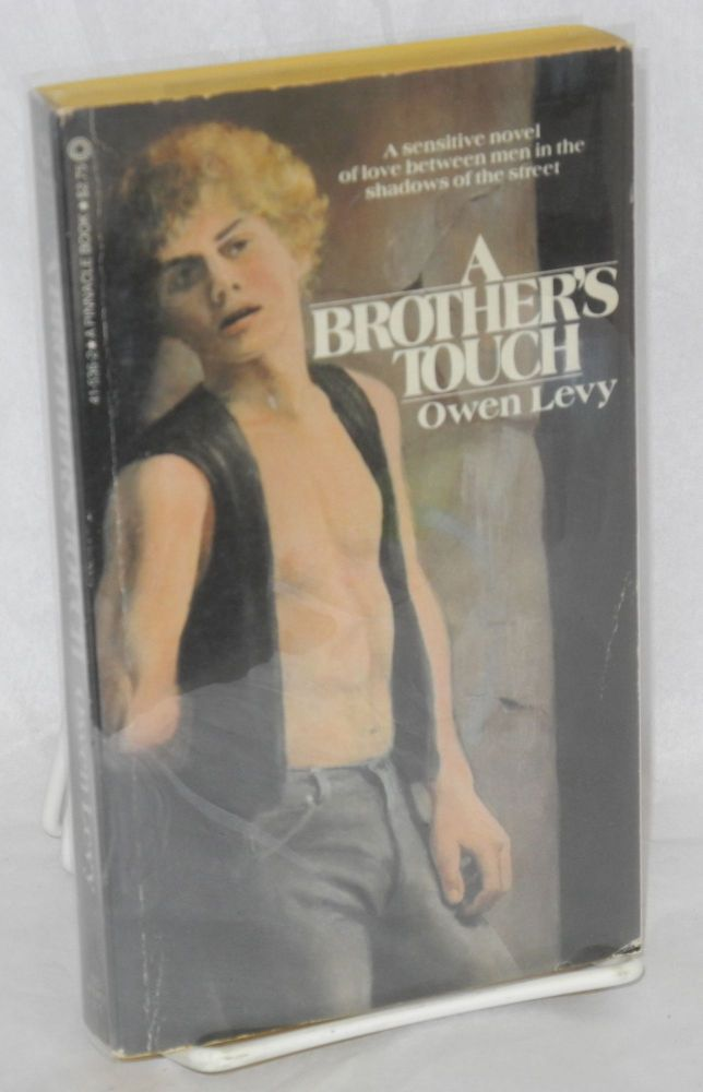 A brother's touch. Owen Levy.