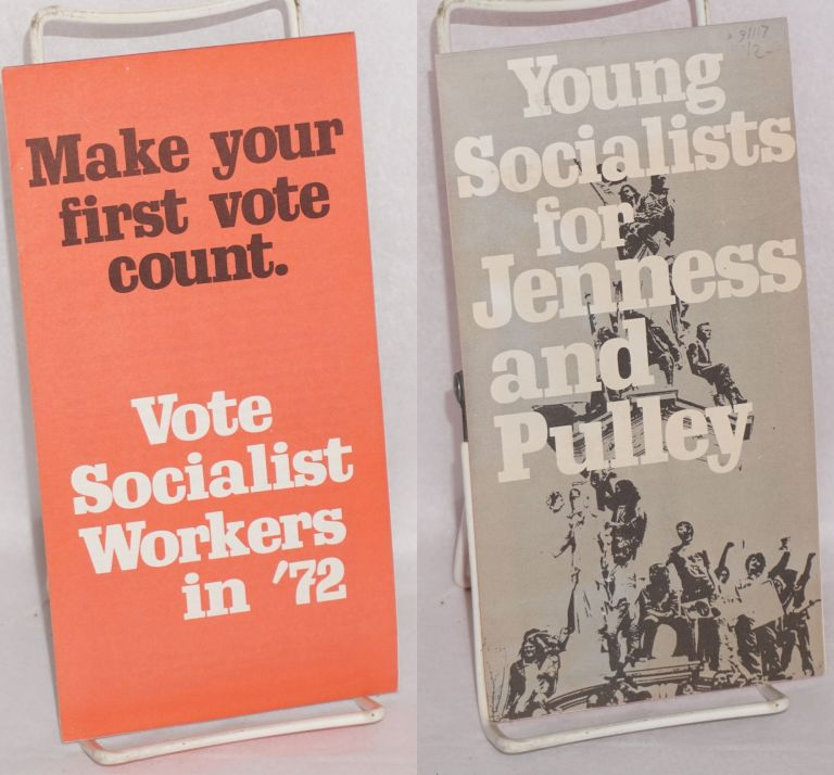 Young Socialists for Jenness & Pulley