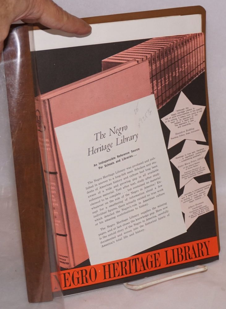 The Negro heritage library