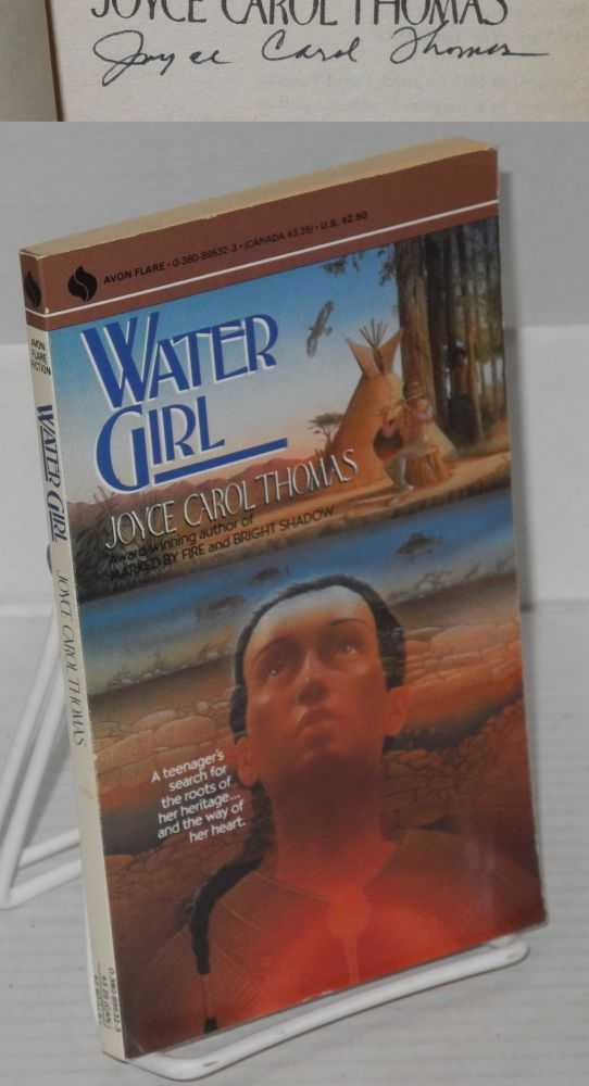Water girl. Joyce Carol Thomas.