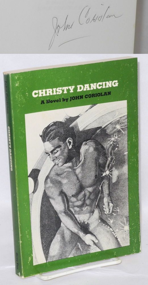Christy dancing; a novel [originally titled Three weeks in July]. John Coriolan, William Corington cover, Ken Wood.