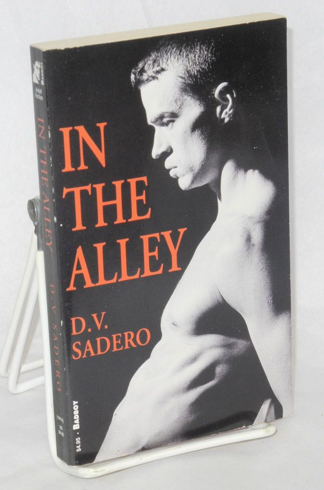 In the alley. D. V. Sadero.