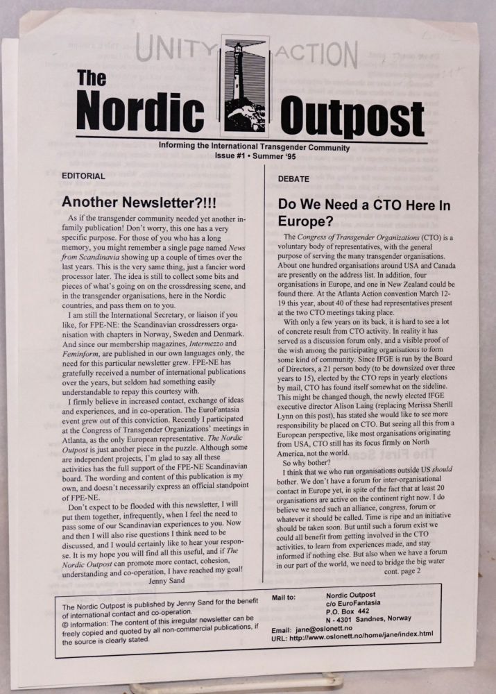 The Nordic Outpost #1