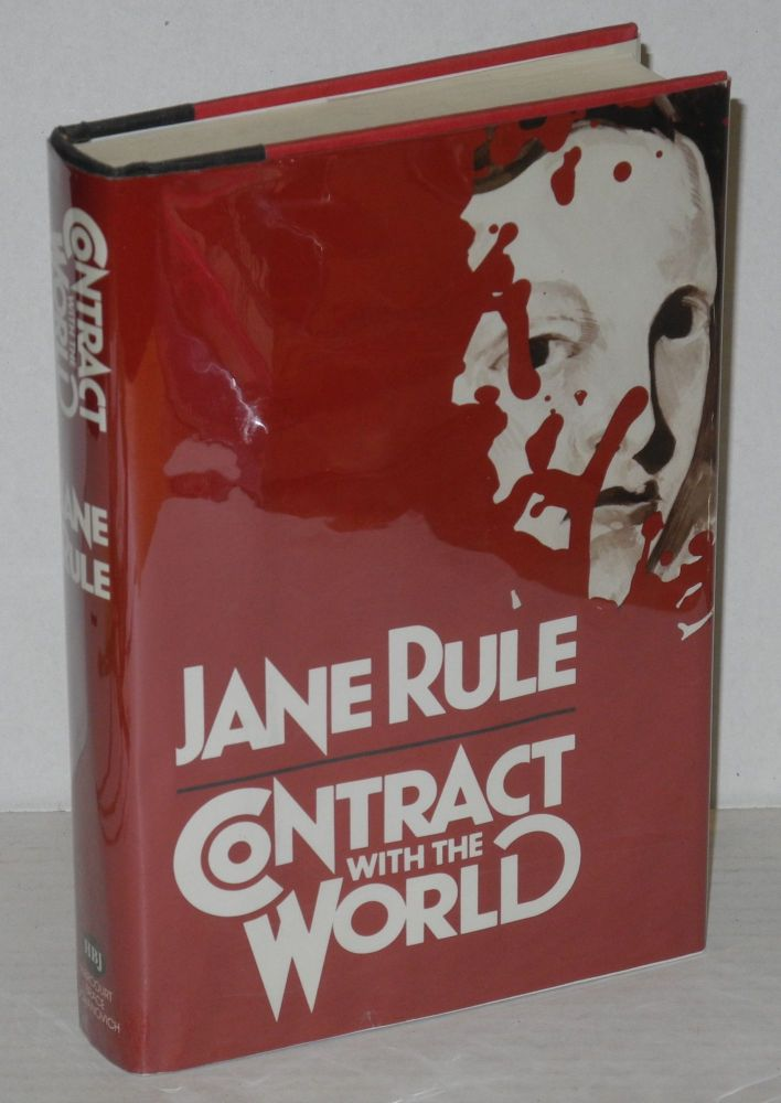 Contract with the world. Jane Rule.