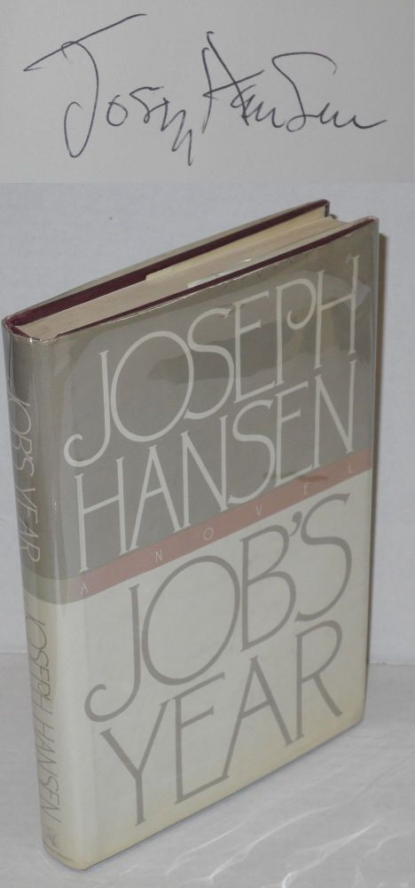Job's year. Joseph Hansen.