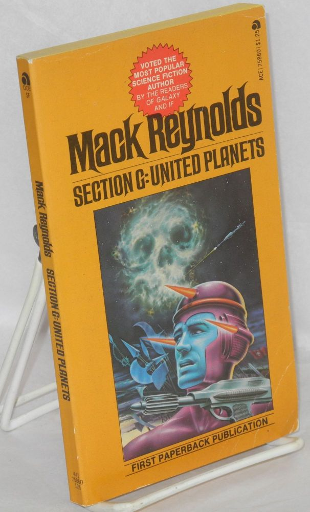 Section G: United Planets. Mack Reynolds.