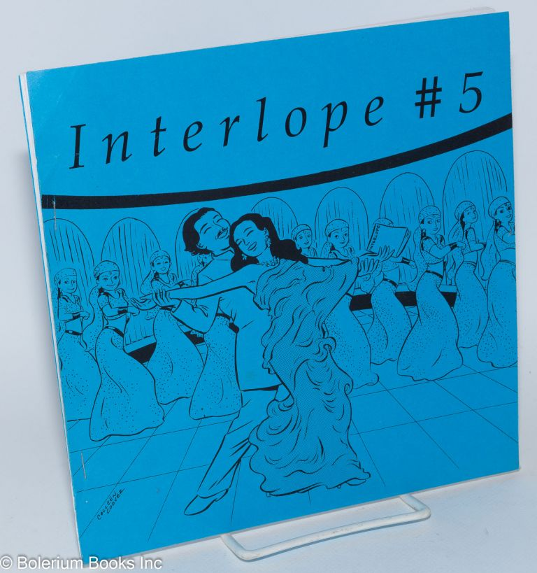 Interlope #5: South Asian!