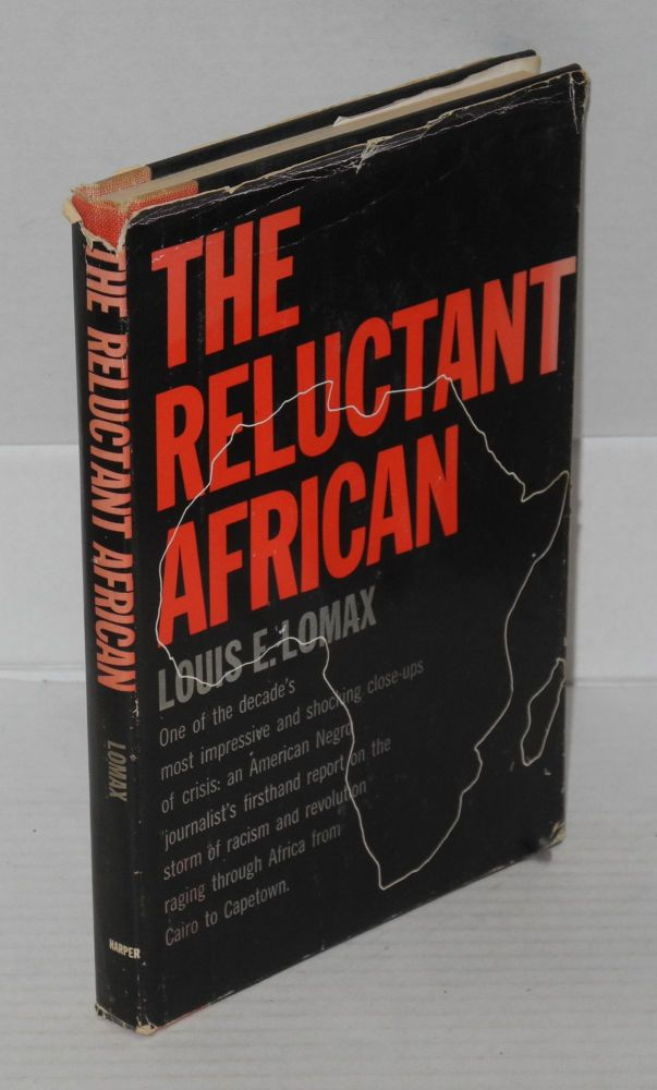 The reluctant African. Louis E. Lomax.