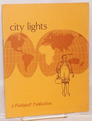 City lights: the urbanization process in Abidjan. Victor D. Du Bois