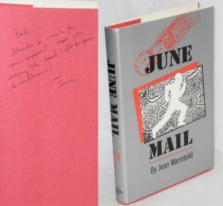 June mail. Jean Warmbold