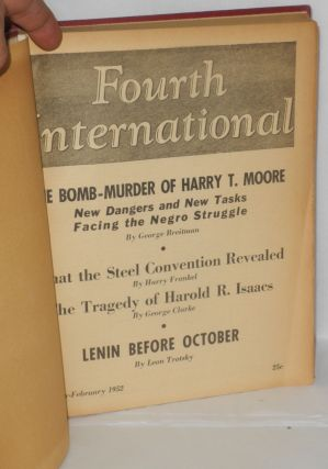 Fourth International, vol. 13, no. 1, January-February, 1952 to November-December, 1953