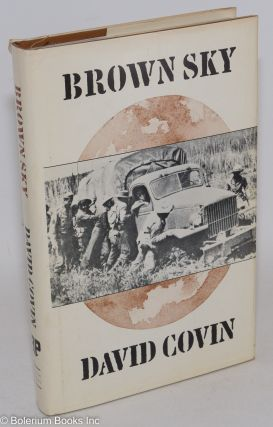 Brown sky; a novel. David Covin