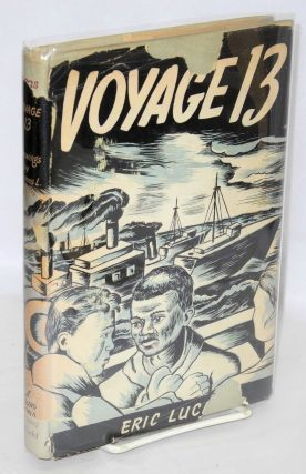Voyage thirteen. [13] Illustrated by James L. Wells. Eric Lucas