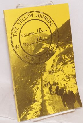 The Yellow journal; volume 12 number 12 Spring 2001
