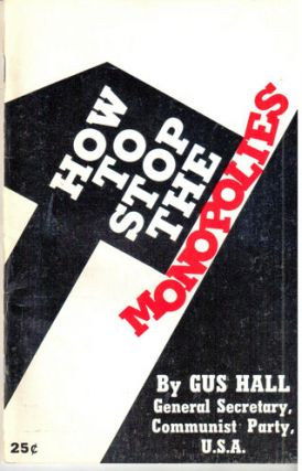 How to stop the monopolies
