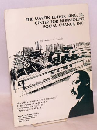Martin Luther King, Jr. Center for Nonviolent Social Change, Inc.; the official national and...