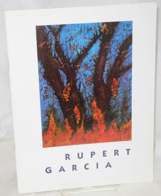 Rupert Garcia; January 17-February 21, 1988. Rupert Garcia, Maxine Hong Kingston.