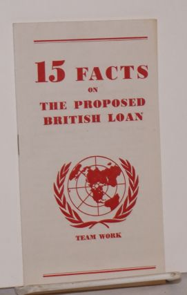 15 facts on the proposed British plan