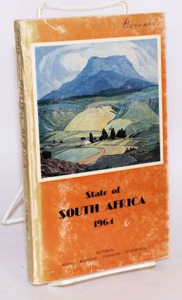 State of South Africa; pictorial - social - economic - financial - statistical; 1964
